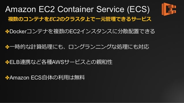 Aws for Consul aws ecs