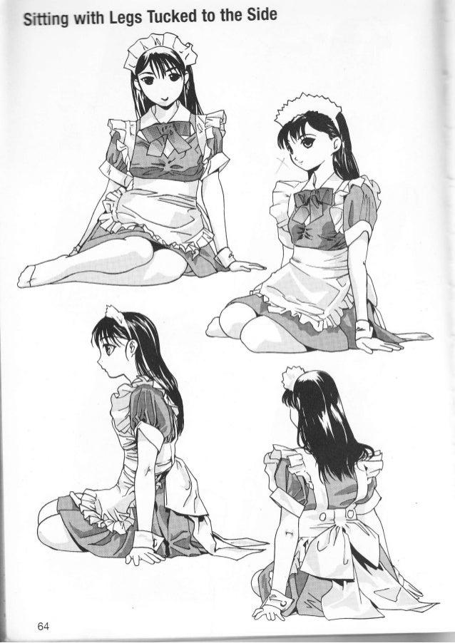 How To Draw Manga Vol 11 Maids Miko