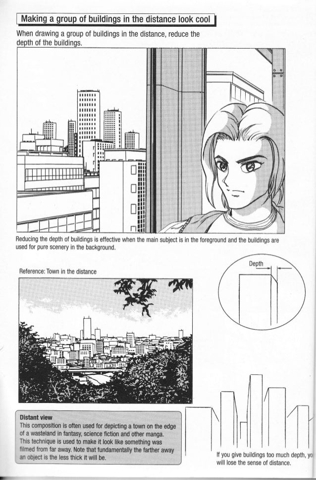 How To Draw Manga Vol 29 Putting Things In Perspective