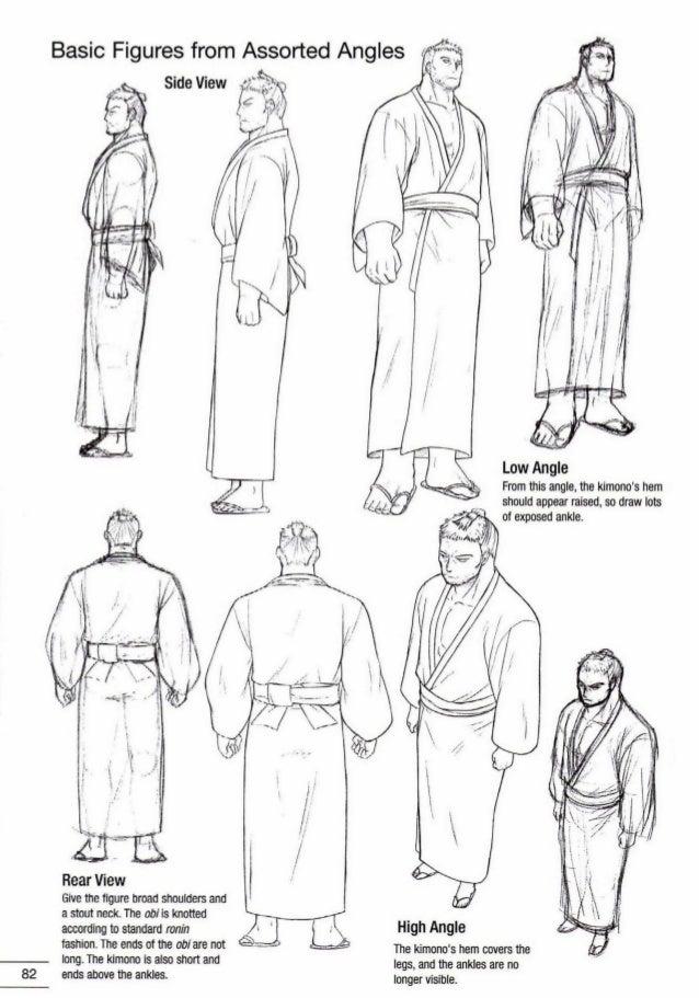 How To Draw Manga Vol 38 Ninja Samurai Portrayal