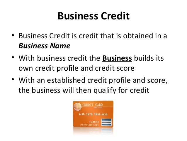 How to easily build business credit thats not linked to your ssn in business reheart Images