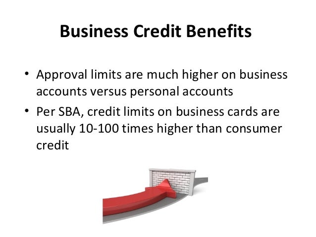 How to easily build business credit thats not linked to your ssn in versus their personal credit profile 22 business reheart Gallery