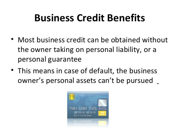 How to easily build business credit that s not linked to