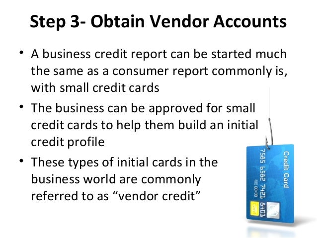 How to easily build business credit thats not linked to your ssn in 52 reheart Images