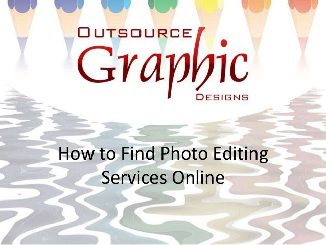 PHOTO EDITING INDIA - Photoshop Retouching Services