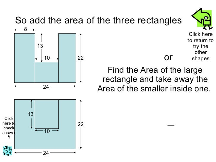 How To Find The Area Of An Unusual Shape