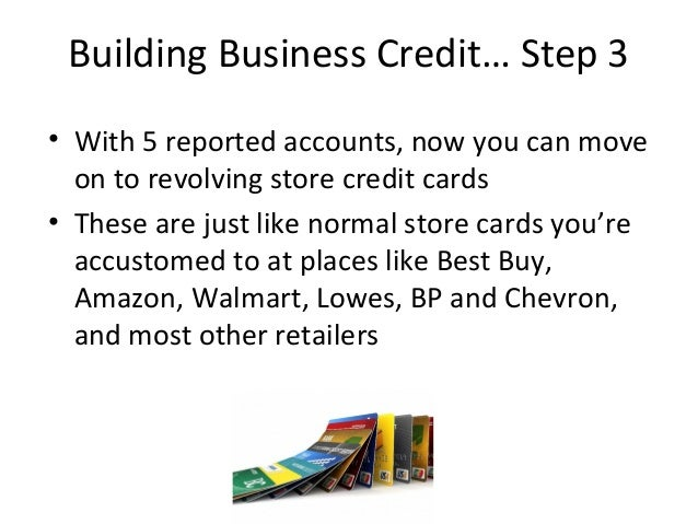 How to get a 10000 business credit card with no personal guarantee accounts 20 building business credit reheart Choice Image