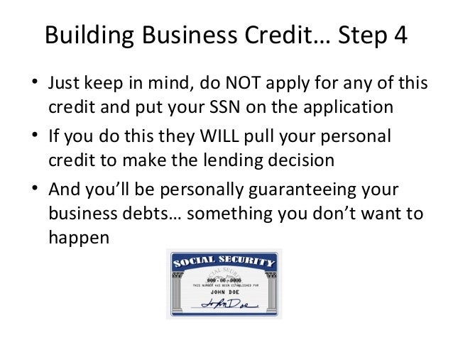 How to get a 10000 business credit card with no personal guarantee 24 building business credit reheart Images