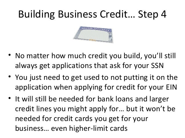How to get a 10000 business credit card with no personal guarantee 25 building business credit reheart Images