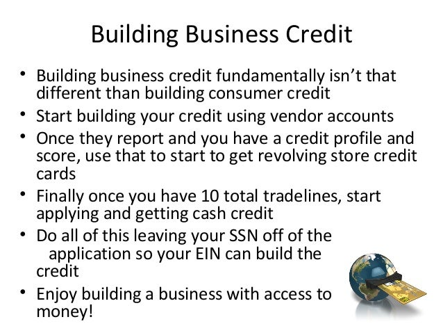 How to a $10 000 business credit card with no personal