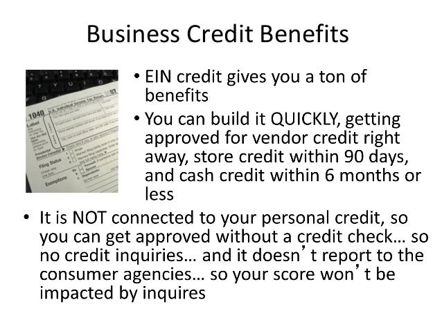 How to get a 10000 business credit card with no personal guarantee business based on your ein 4 reheart Choice Image