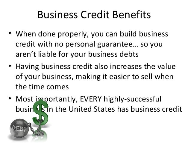 business credit - Easy Business Credit Cards No Personal Guarantee
