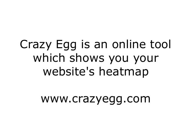 Crazy Egg is an online tool which shows you your website's heatmap www.crazyegg.com
