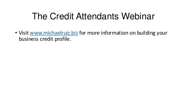 How to get amazon dell and walmart business credit cards dell and walmart business credit cards the credit attendants webinar visit michaelruizz for more information on building colourmoves