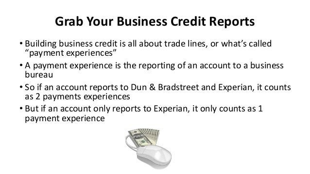 How to get amazon dell and walmart business credit cards 21 grab your business credit reheart Gallery