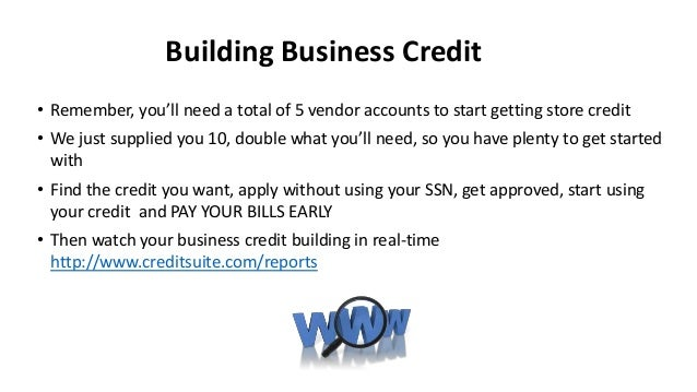 How to get amazon dell and walmart business credit cards 34 building business credit reheart Images
