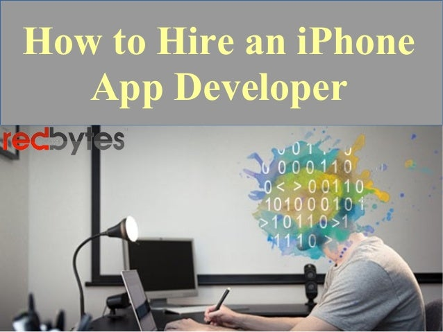 tips to hire a iphone app developer 87906