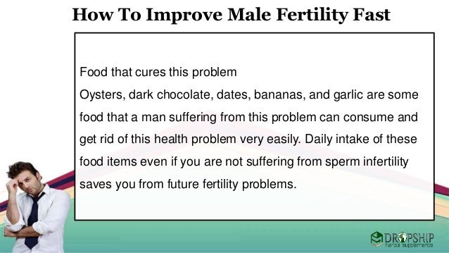How to Improve Male Fertility Fast at Home with Herbal Pills
