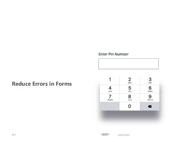 Improvements Reduce Errors in Forms 2017