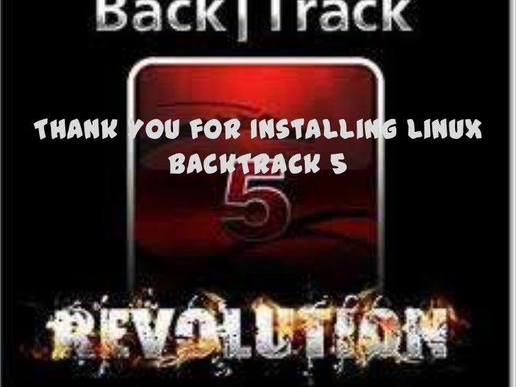 How to Install Linux BackTrack 5