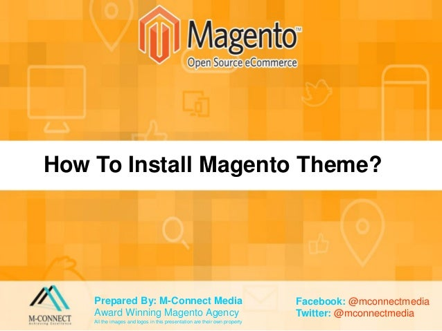 how to use magento connect