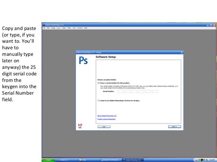 Adobe photoshop cs3 extended keygen zip downloader