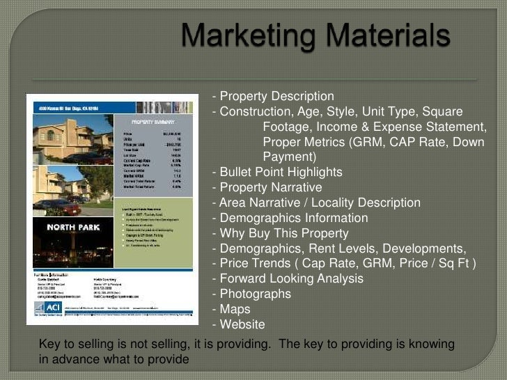 how to list  u0026 sell apartment buildings