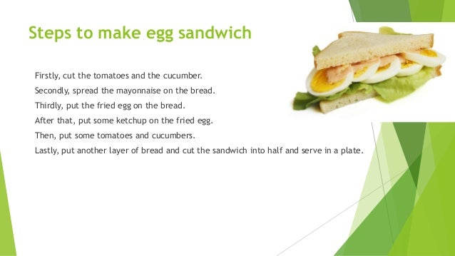 how to make a sandwich How to make egg mayo sandwich egg mayonnaise sandwiches recipe quick and easy recipes with step by step instructions.