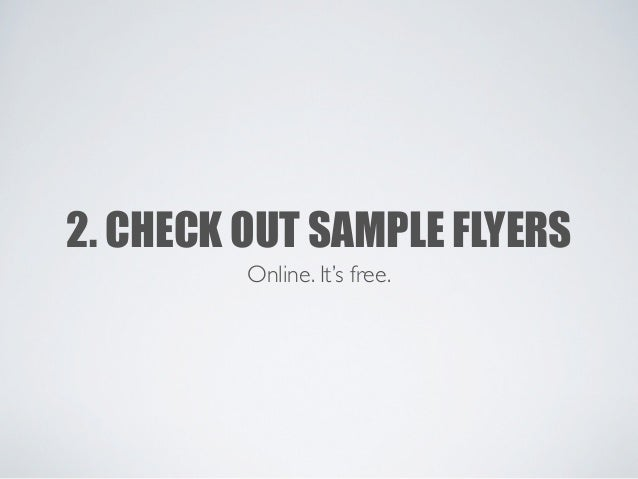 how to make an online flyer flyers making online forest