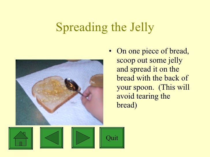 how to make peanut butter and jelly