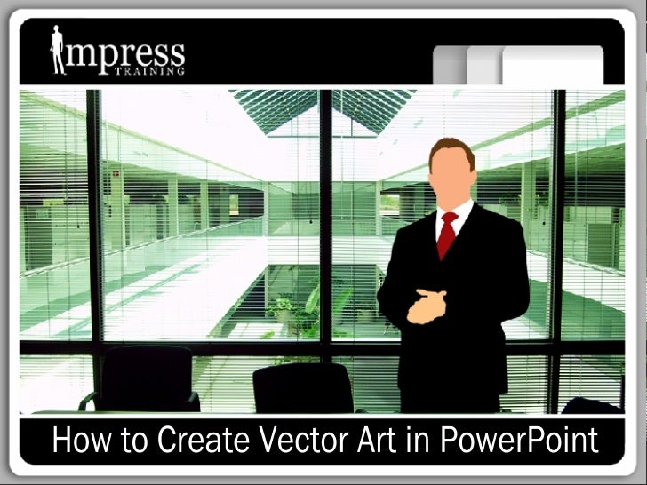 How to Create Vector Art in PowerPoint