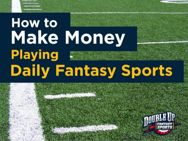 How to Win Cash Playing Daily Fantasy Sports