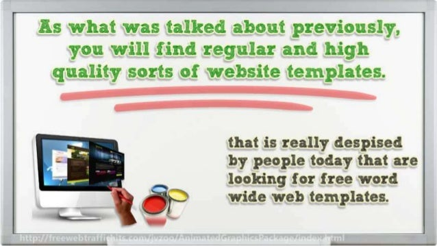 is what was talked about previously,  you will find regular and high quality sorts of website templates.   that is really ...
