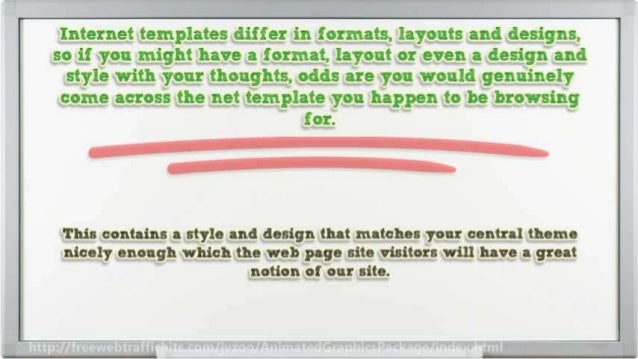 This contains a style and design that matches your central theme nicely enough which the web page site visitors will have ...