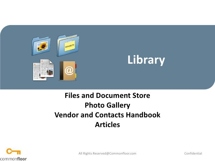 How to manage library
