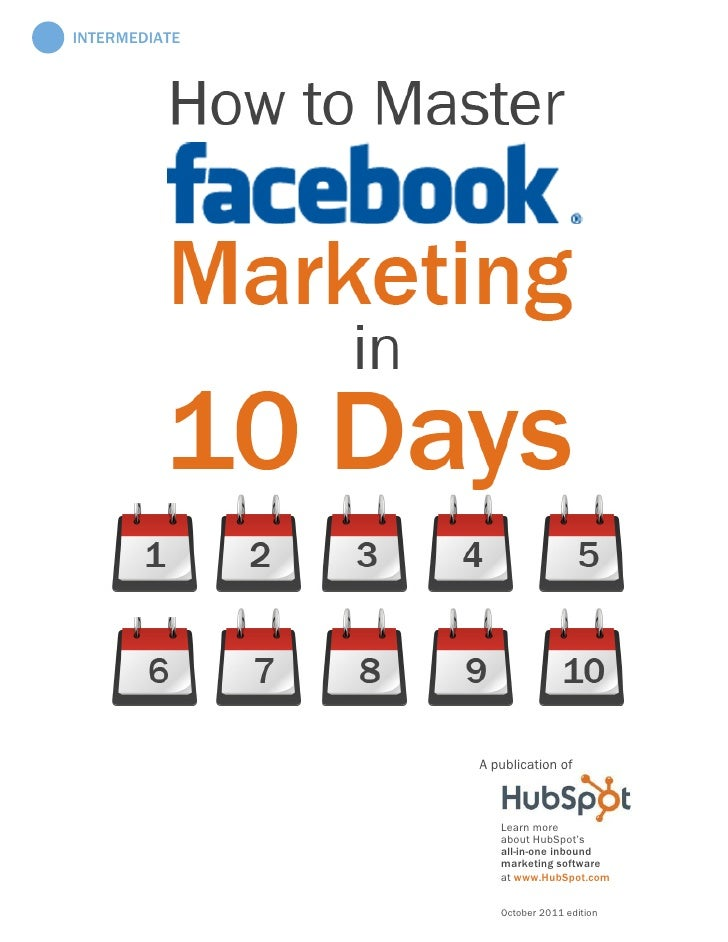INTERMEDIATE               A publication of                  Learn more                  about HubSpot's                  ...
