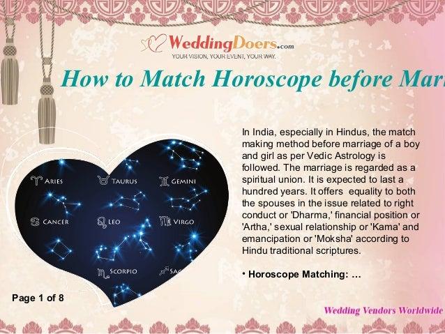 kerala astrologi matchmaking tilslut kun websites