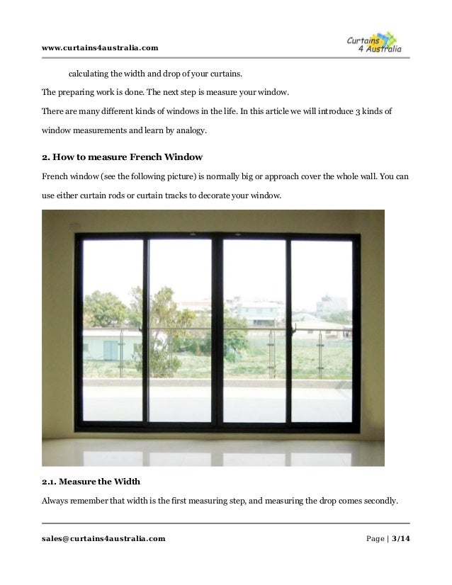 How To Measure Curtains And Rods Curtains 4 Australia