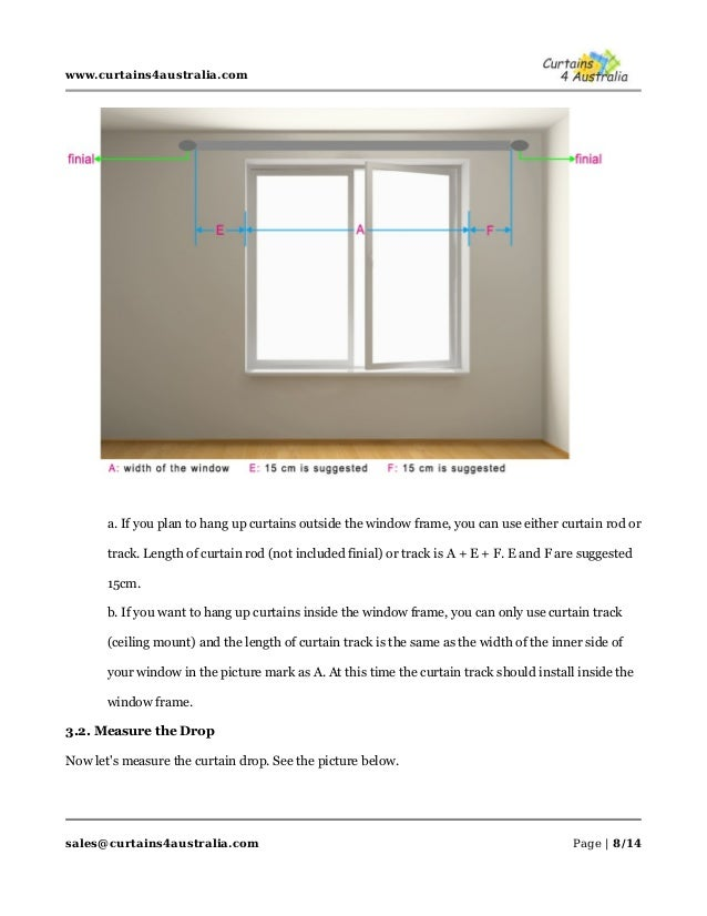 charming how to measure for curtain rods Part - 4: charming how to measure for curtain rods great ideas