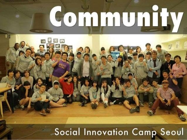 't'~~- A   Social Innovation Comp Seoul
