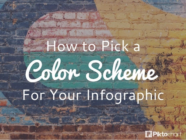 How to Pick a Color Scheme For Your Infographic