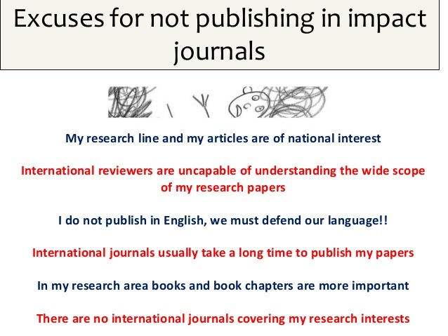 where should i publish my research paper