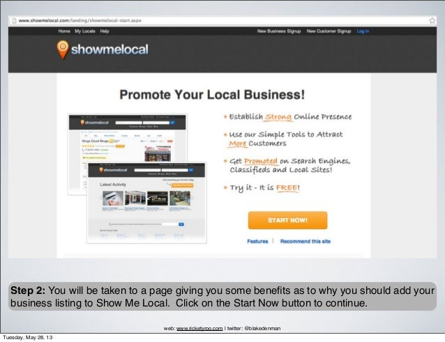 how to add business to yahoo local