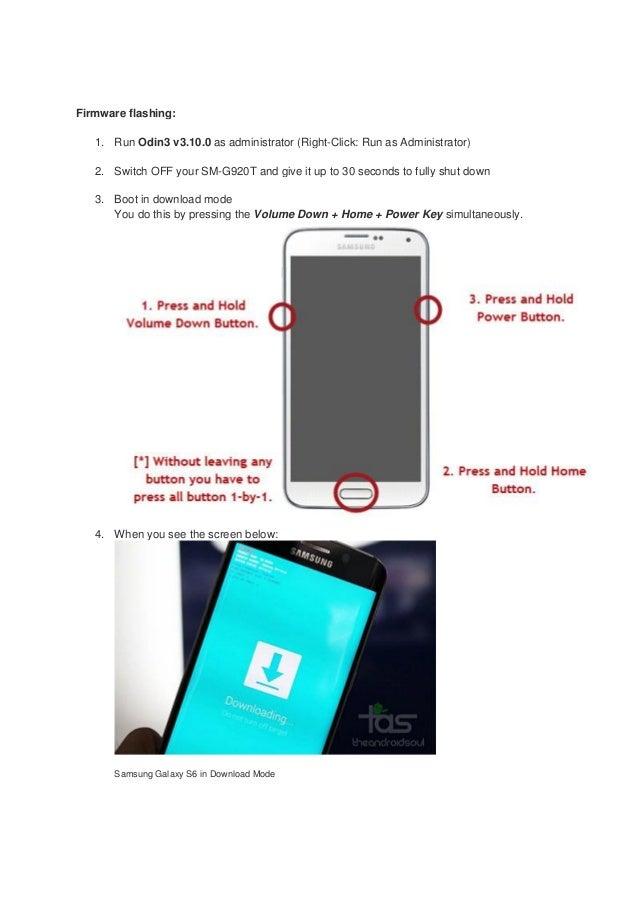 How to sim unlock Samsung Galaxy S6 T-Mobile USA (SM-G920T)