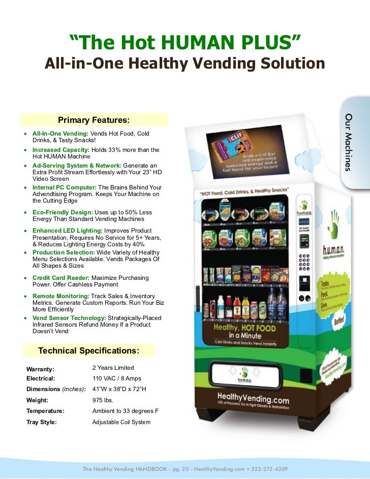 how to start a vending machine business on your own