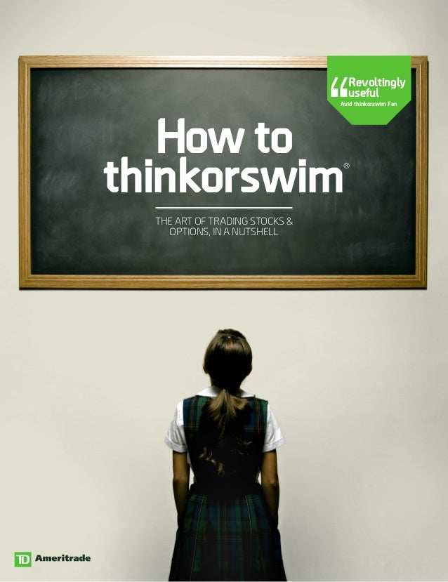 How to-thinkorswim