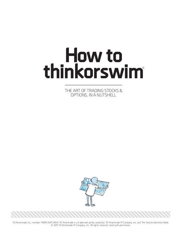 How to-thinkorswim