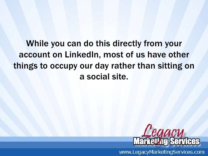 Linkedin Account Löschen how to update linkedin company pages with hootsuite