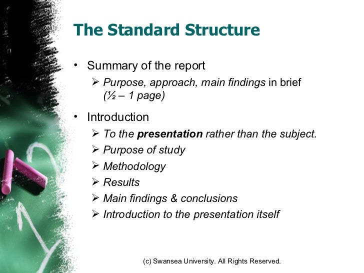 write up results section your dissertation