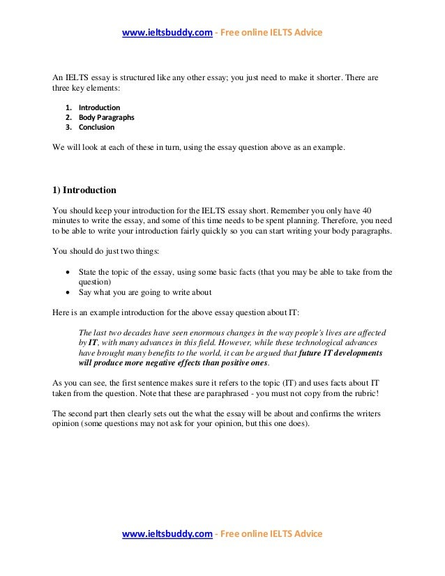 ielts essay question the three different types of ielts essay question the first rule of ielts essays is to